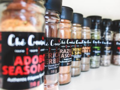 Gourmet Seasonings